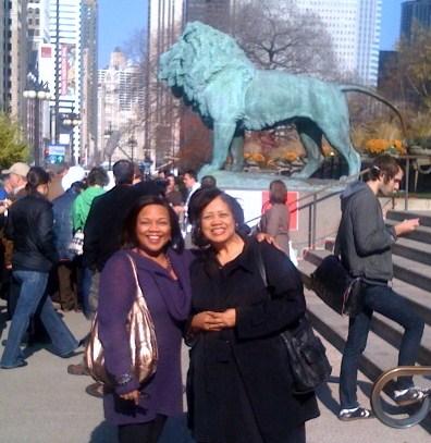 Mom&Erika